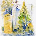 Bonnet House Garden Gate by Pat Katz