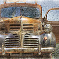 Bonnie And Clyde by Debra and Dave Vanderlaan