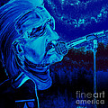 Bono In Blue by Colin O neill