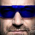 Bono Of U2 by Marvin Blaine