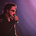 Bono U2 by Paul Meijering