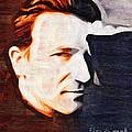 Bono by Tim Knowles