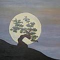 Bonzai Moon  by Steve  Lucas