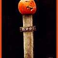 Boo... by Will Bullas
