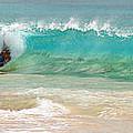 Boogie Board Surfing by Athena Mckinzie