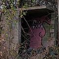 Boogie Monster Graffiti by Wendy Gertz