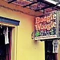 Boogie Woogie Neon by Jeanne May