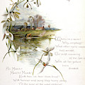 Book Illustration -- April by Mary Evans Picture Library