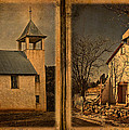 Book Of Churches by Priscilla Burgers