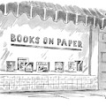 'books On Paper' by Mike Twohy