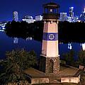 Boom Island Light House by Craig Voth