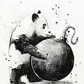 Boom Panda by Olga Shvartsur