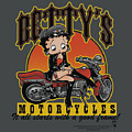 Boop - Betty's Motorcycles by Brand A
