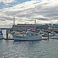 Boothbay Harbor 0231 by Guy Whiteley