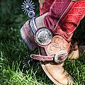 Boots And Spurs by Stephanie Brand