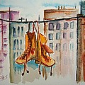 Boots On A Wire by Elaine Duras