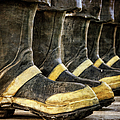 Boots On The Ground by Joan Carroll