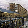 Boott Cotton Mills - Lowell Massachusetts by Mountain Dreams
