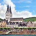 Boppard, Germany, Rhineland-palatinate by Miva Stock