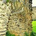 Boppard Germany Ruins by Linda Covino