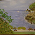 Bora Bora by Catherine Velardo
