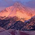 Borah Peak  by Ed  Cooper Photography