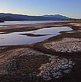 Borax Lake by Don Baccus
