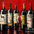 Bordeaux Collection by Mona Edulesco
