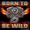 Born To Be Wild  by JQ Licensing