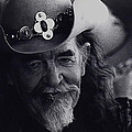 Born To The West Homage 1937 Buffalo Bill Helldorado Days Tombstone Arizona 1968-2008 by David Lee Guss