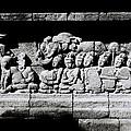 Borobudur Carvings by Shaun Higson