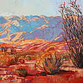Ocotillo Gold by Erin Hanson