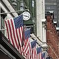 Boston 4th Of July by Kerri Mortenson
