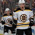 Boston Bruins V New Jersey Devils by Bruce Bennett