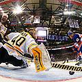 Boston Bruins V New York Islanders by Mike Stobe