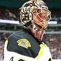 Boston Bruins V Vancouver Canucks by Jeff Vinnick