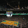 Boston Celtics Basketball by Juergen Roth