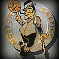Boston Celtics by Stephen Stookey