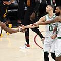 Boston Celtics V Cleveland Cavaliers - Game Six by Jason Miller