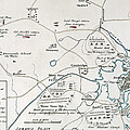 Boston-concord Map, 1775 by Granger