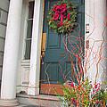 Boston Doorway Two by Barbara McDevitt
