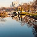 Boston Esplanade by Lee Costa