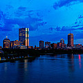 Boston Evening by Rick Berk