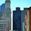 Boston Financial District by Corinne Rhode