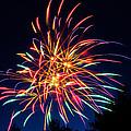Boston Fireworks by Tom Wilder