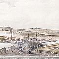 Boston Harbor, 1775 by Granger