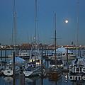 Boston Harbor by Amazing Jules