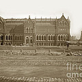 Boston Museum Of Fine Art On Copley Square Massachusetts Circa 1900 by California Views Archives Mr Pat Hathaway Archives