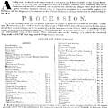 Boston Procession, 1789 by Granger