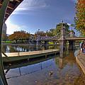 Boston Public Garden by Joann Vitali